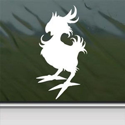 Bogo Chocobo Fantasy XIII | coche, camión, adhesivo para pared, portátil, Apple, teléfono adhesivo | 5en | kcd227