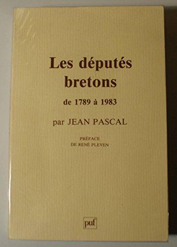 Deputes bretons de 1789 a 1983 (les) 011994