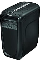 Fellowes Powershred 60cs 10 Sheet Cross Cut Personal Shredder With Safesense