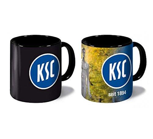 Karlsruhe SC Zauberstasse Magic Mug (black, one size)
