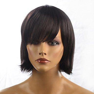 HJL-2015 femmes cheveux synth¨¦tiques r¨¦sistant ¨¤ la chaleur de la perruque de mode ombre onduleux naturel kh01-2t33 12 \\