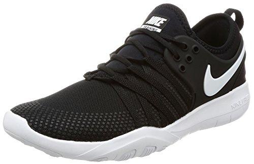 Nike Free Tr 7, Zapatillas de Deporte para Mujer, Negro (Black/White), 36.5 EU