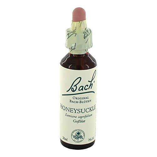 Bachblüten Honeysuckle Tropfen 20 ml