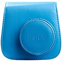 Fujifilm 70100136663 - Funda para cámara Instax Mini 9, Color Azul Cobalto