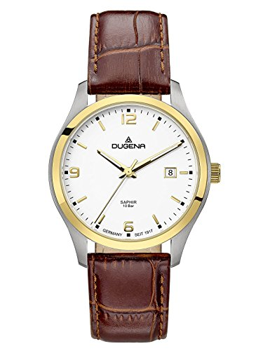 Dugena Unisex Adult Analogue Automatic Watch with None Strap 4460696