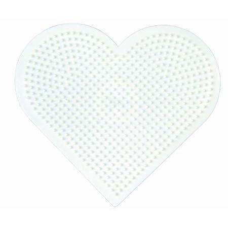 HAMA 233 – Stiftplatte, Herz