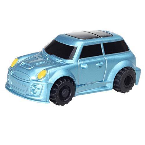 Jamicy Magischer induktiver Panzer [folgt schwarzer Linie] Magisches Spielzeugauto für Kinder & Kinder, pädagogische Puppen, Weihnachtsgeburtstagsgeschenk für Kinder (B)