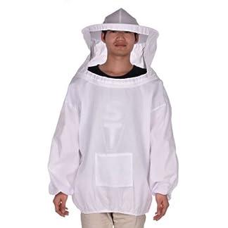 Ardisle Beekeeper Beekeeping Protective Veil Suit Dress Jacket Smock Bee Hat Equipment Ardisle Beekeeper Beekeeping Protective Veil Suit Dress Jacket Smock Bee Hat Equipment 41CNju4nk9L