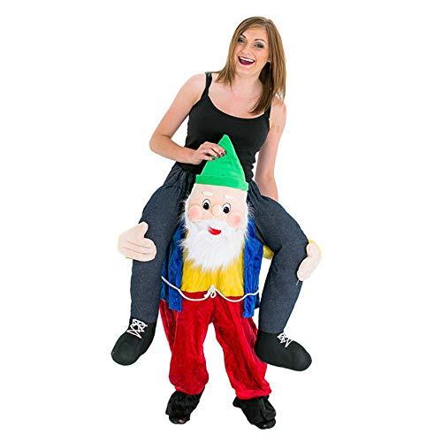 Kostüm Fahrt Auf Erwachsene Für - NiQiShangMao Schulterfahrt auf huckepack fahrt auf kostüm Hosen kostüm Erwachsene Party kostüm Mens Maskottchen für Halloween Purim Cosplay Party
