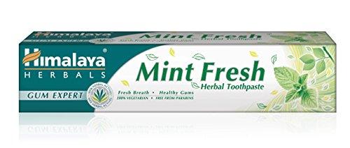 Frische, Saubere Minze Zahnpasta (Himalaya Herbals Mint Frische Zahnpasta75 ml - Ayurwedische Pflege Produkt)
