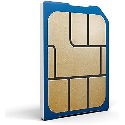 O2 pago mensual Nano SIM