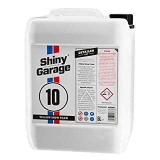 Shiny Garage Yellow Snow Foam pH-neutral, 5L