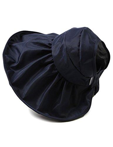 Chapeau lunatique pliable Chapeau vide Chapeau anti-UV féminin Chapeau de plage de plage ( Couleur : 3 ) 6
