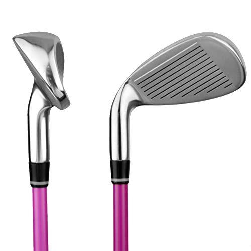 MOMIN-SP Golfschläger tragen Rod 7 Kinder Golf Putter Golf Übungsclubs Kinderübungsstöcke mit gutem Gummigriff für Mädchen Jungen 3-5 Jahre alt, 6-8 Jahre alt, 9-12 Jahre Golf-Übungsputter