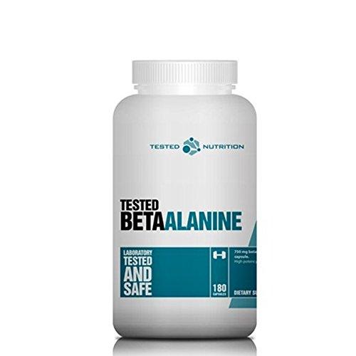 Tested Nutrition Beta Alanin Weiß im Test