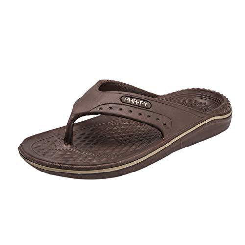 Uomo Infradito Moda Casuale Estate Ciabatte Infradito Scarpe Spiaggia Infradito Anti Scivolo Pantofola Ortopediche Sandali Mare Pantofole Sportivi Sandali Per Sostegno Slipper