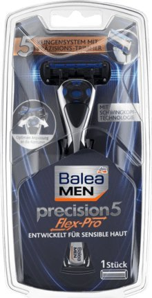 Balea MEN precision5 Flex-Pro Apparat, 1 St
