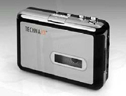 DIGITAPE DT01 - Conversione di vecchie cassette audio in MP3 per riproduzione su iPod/MP3 o masterizzazione su CD/Plug e Play USB (nessun driver erford)