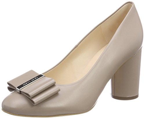 Peter Kaiser Damen Osilia Pumps Beige (Taupe Bello)
