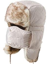 Versión coreana de la señora de Lei Feng PAC/Fuerte caliente al aire libre a prueba de viento invierno caliente de esquí Casco Ciclismo