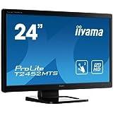 IIYAMA T2452MTS-B4 23.6-Inch Multitouch 1920x1080 Monitor