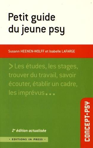 Petit Guide du Jeune Psy (2ed)