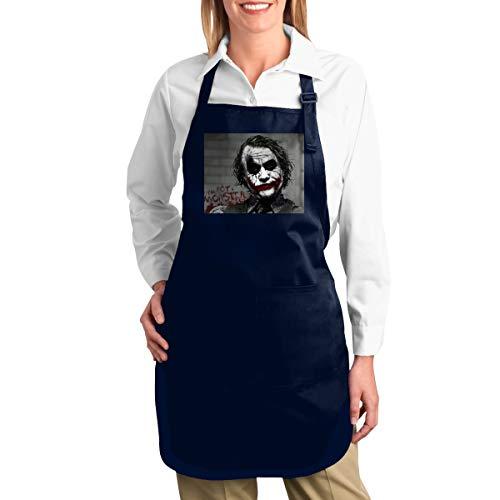 NULLIAHSGB The Joker Heath Ledger Swag Hipster - Delantal