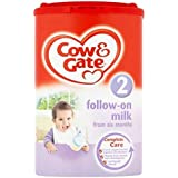 Cow & Gate 2 Lait De Suite À Partir De Six Mois 900G - Lot De 6