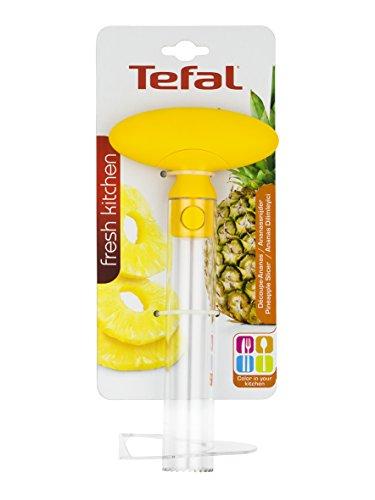 Tefal K2080714 D2coupe Ananas en plastique Jaune 28,9 x 11,2 x 6 cm