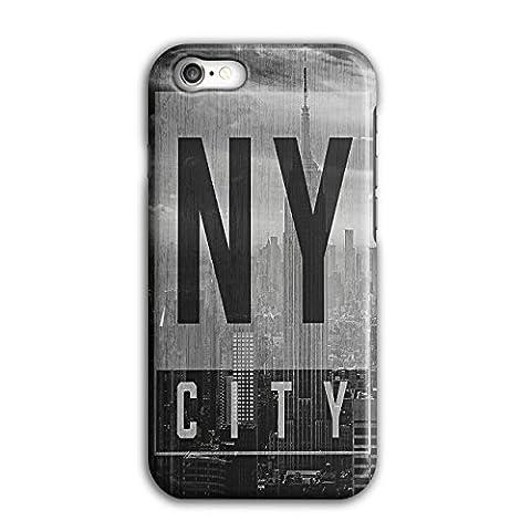 NY Stadt Entwurf Mode Neu York iPhone 8 Hülle | Wellcoda