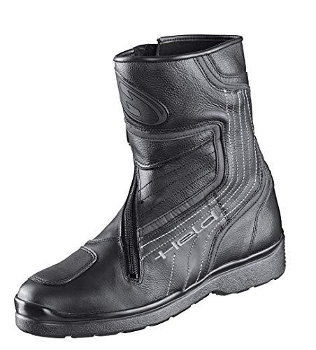 Moto Held Stivali corte Outdry 8562WP-Regno Unito, colore: nero