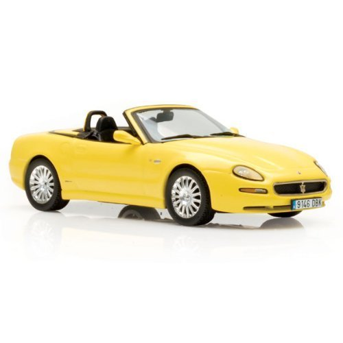 maserati-spyder-cambiocorsa-2002-giallo-granturismo-yellow-1-43-scale-diecast-model-by-ixo
