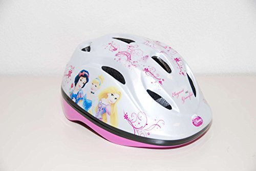 Fahrradhelm Kinderhelm Kinder Fahrrad Rad Schutzhelm Helm Disney Princess Prinzessin VOLARE