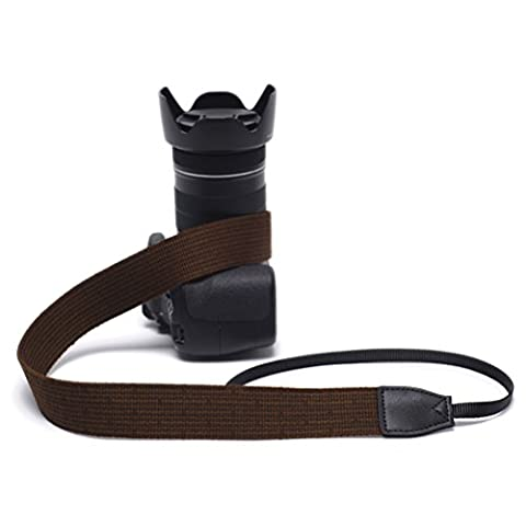 Zhuhaitf Bons Accessoires de Caméra SLR Camera Neck Belt Shoulder Strap Adjustable Micro Thick Decompression Rope Outdoor with Quality