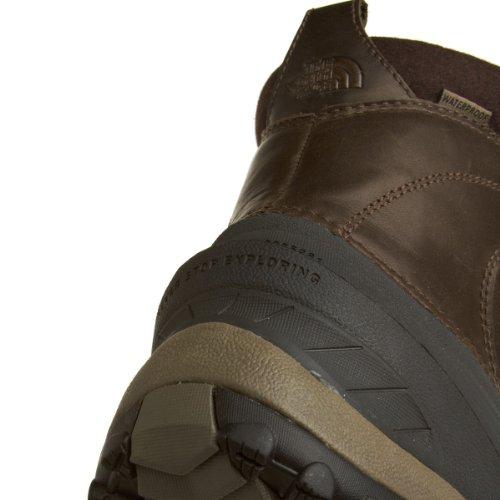 The North Face - Stivali da neve, Uomo Coffee Brown/Shroom Brown