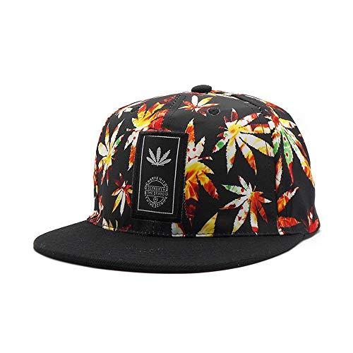 f905c1fd59324 DAMENGXIANG Swag Bones Unkraut Snapback Caps Ich Liebe Unkraut Snap Back  Hüte Hip Hop Baseball Cap