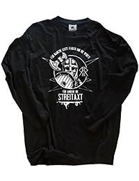 Original Viking-Shirts T-Shirt | Für manche Leute fehlen mir die Worte - Für andere die Streitaxt | 100 % Baumwolle | bequem & hoher Tragekomfort