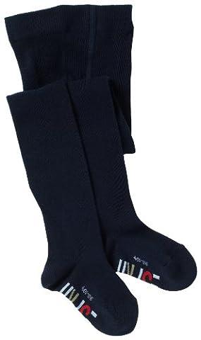 ESPRIT Foot LogoTI 19423 Unisex - Kinder Strumpfhosen/ Strickstrumpfhosen, Gr. 122-128 ,Blau(marine)