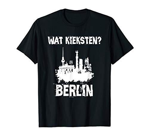 Cooles Berlin Skyline T-Shirt I Men Women Kids