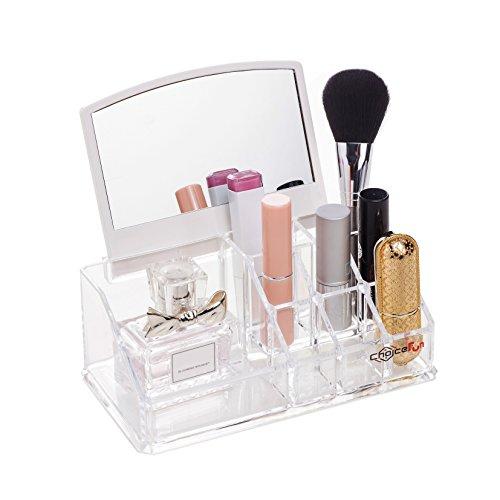choice-fun-acrylic-makeup-organiser-for-brush-nail-polish-with-mirror