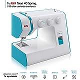Alfa NEXT 40 Spring - Máquina de coser con 25...