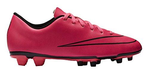 Nike Mercurial Vortex II FG, Herren Fußballschuhe Hyper Pink/Hyper Pink/Black/Black