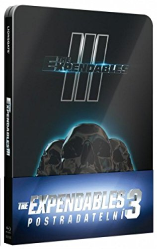 THE EXPENDABLES: POSTRADATELNI 3 Steelbook (Expendables 3) (Tchèque version)