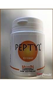 MONIN CHANTEAUD Peptyl - Digestion - Boîte de 60 gélules