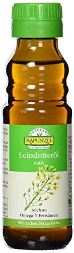 Rapunzel OXYGUARD Leindotteröl nativ, 1er Pack (1 x 100 ml)
