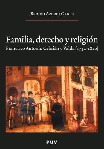 Familia, derecho y religión (Spanish Edition)