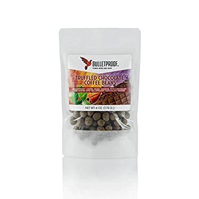 Bulletproof Truffled Chocolate Coffee Beans - 170g by Bulletproof