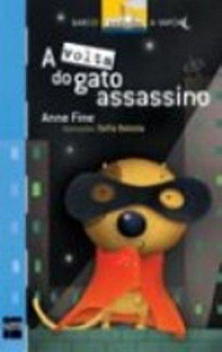 A Volta do Gato Assassino (Em Portuguese do Brasil)
