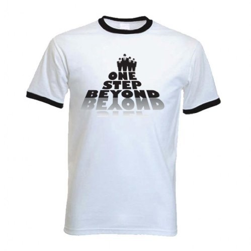 One Step Beyond Mens Ska T-Shirt