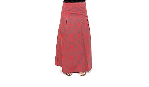78336aaa927f6 Jupe Longue Originale ethnichic Citrapat - XL - (42-44)  Amazon.fr   Vêtements et accessoires